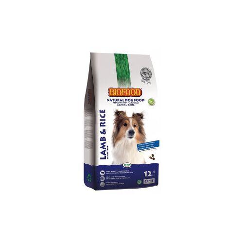 Biofood Lamm & Reis Hundefutter 2 x 12,5 kg