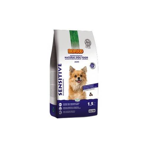 Biofood Sensitive Mini Hundefutter 1.5 kg