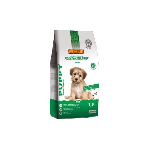 Biofood Puppy Mini Hundefutter 2x 1,5kg