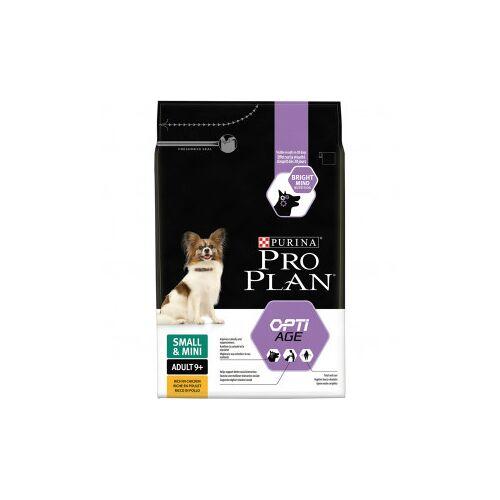 Pro Plan Small & Mini Adult 9+ Hundefutter 3 kg