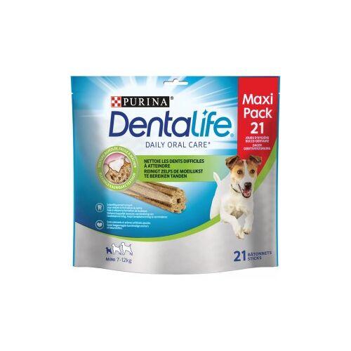 Purina Dentalife Sticks Mini - Maxi Pack 4 x 21 sticks