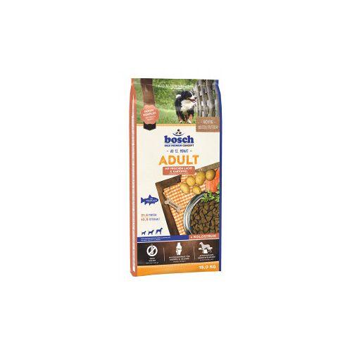 Bosch Adult Lachs & Kartoffel Hundefutter 15 KG  + 3  KG gratis