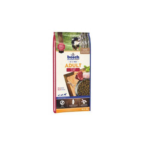 Bosch Adult Lamm & Reis Hundefutter 15 + 3 kg Gratis