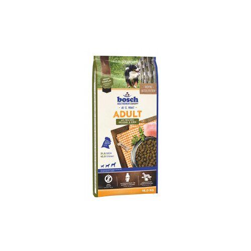 Bosch Adult Geflügel & Hirse Hundefutter 15 KG  + 3  KG gratis