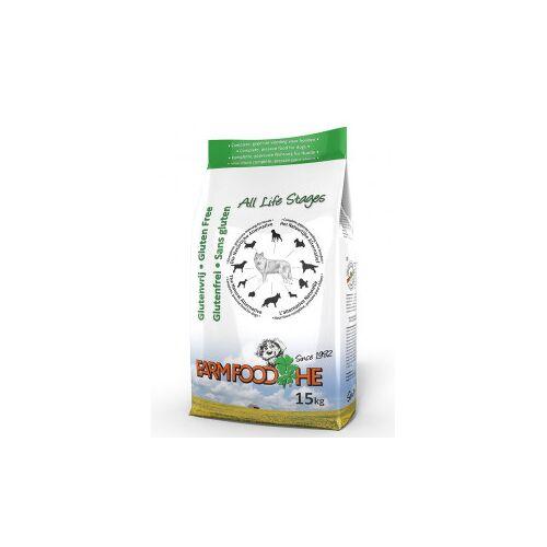 Farm Food Farmfood HE Glutenfrei Hundefutter 2 x 4 kg