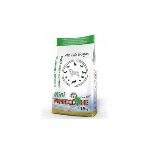 Farm Food HE Glutenfrei - Mini und Welpenhundefutter 4 kg
