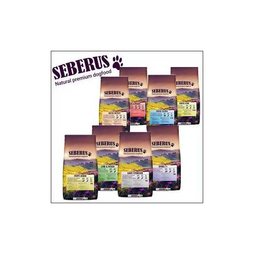 Seberus Hundefutter - Probierpaket 3 kg Chicken & Potato + 3 kg Lamb & Potato