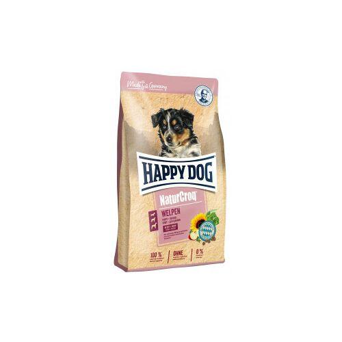 Happy Dog NaturCroq Welpen Hundefutter 15 kg