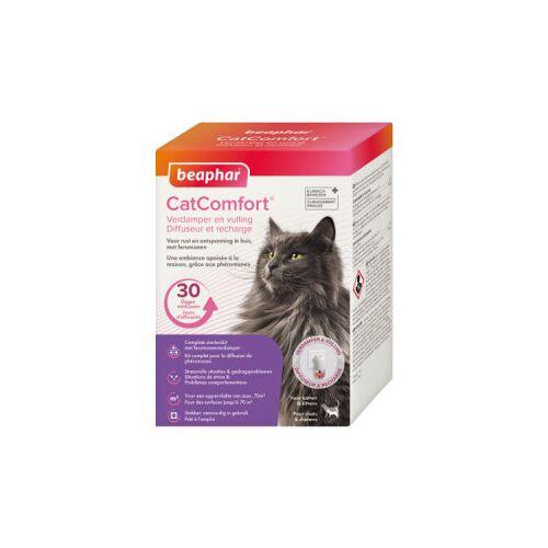 Beaphar CatComfort Verdampfer für Katzen 2 x Verdampfer + 2 x Flakon 48 ml
