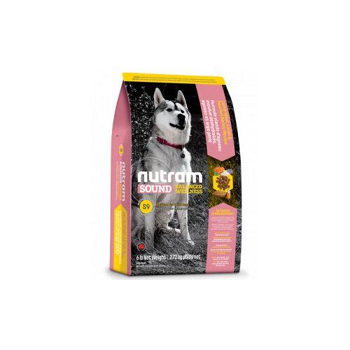 Nutram Sound Balanced Wellness Adult Lam S9 Hundefutter 2 kg