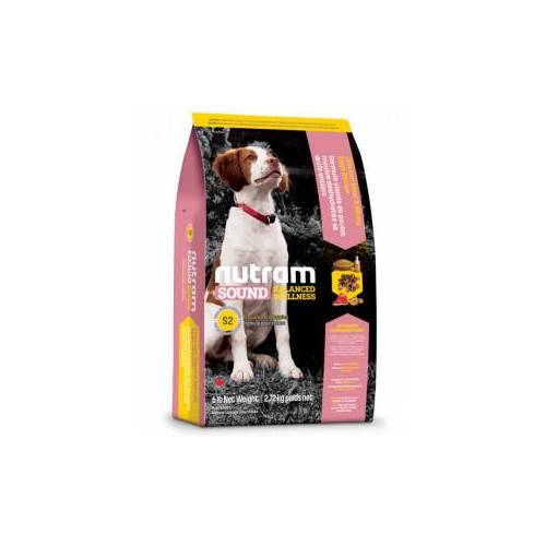 Nutram Sound Balanced Wellness Puppy S2 Hundefutter 11,4 kg