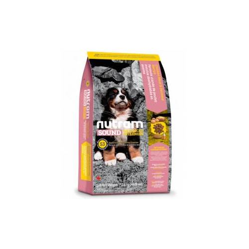 Nutram Sound Balanced Wellness Large Breed Puppy S3 Hundefutter 11,4 kg