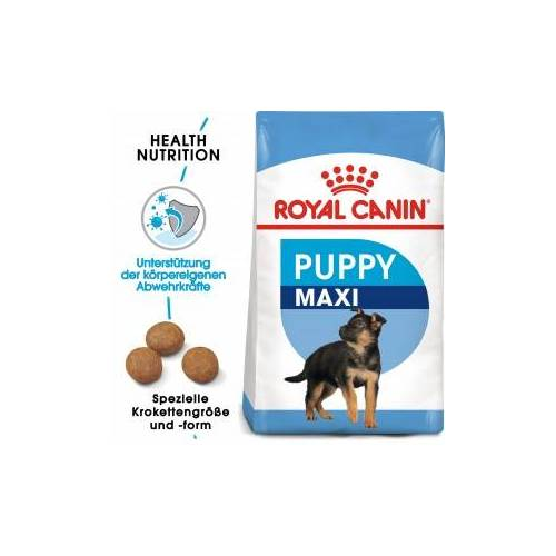 Royal Canin Maxi Puppy Hundefutter 15 kg