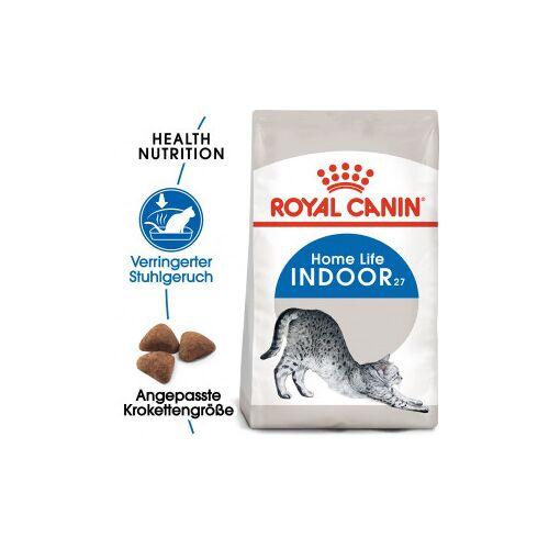 Royal Canin Indoor 27 Katzenfutter  2 x 10 kg