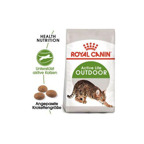 Royal Canin Outdoor Katzenfutter 4 kg