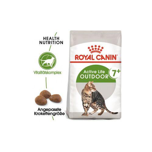 Royal Canin Outdoor 7+ Katzenfutter 2 x 10 kg