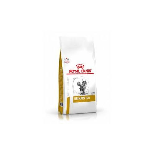 Royal Canin Veterinary Diet Royal Canin Veterinary Urinary S/O Katzenfutter 2 x 9 kg