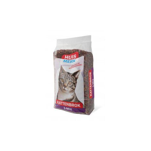 Huismerk 3 Mix Katzenfutter 10 kg