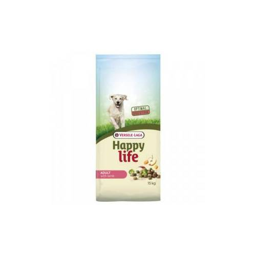 Happy Life Adult Lamb Hundefutter 2 x 15 kg