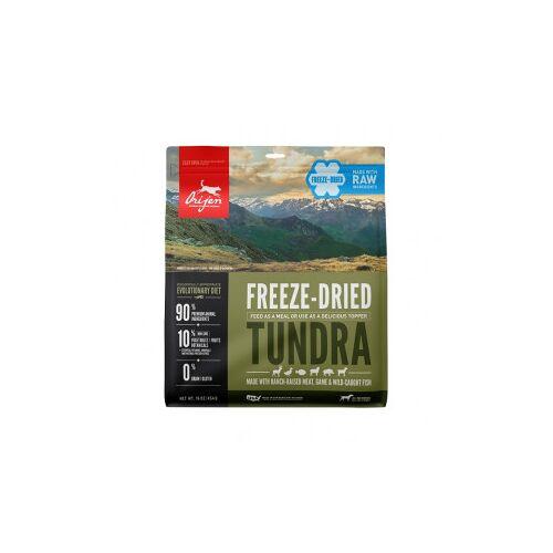 Orijen Freeze-Dried Tundra Hundefutter 2 x 170 Gramm