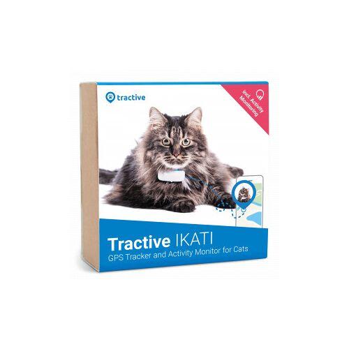 TRACTIVE GPS Tracker Cat mit Aktivitätstracking Pro Stück