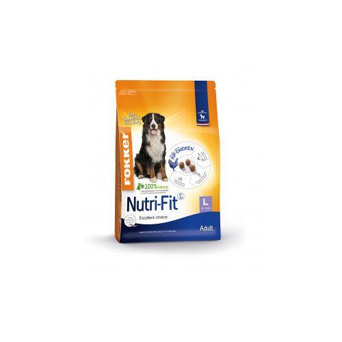 Fokker Dog Nutri-Fit L Hundefutter 2,5 kg