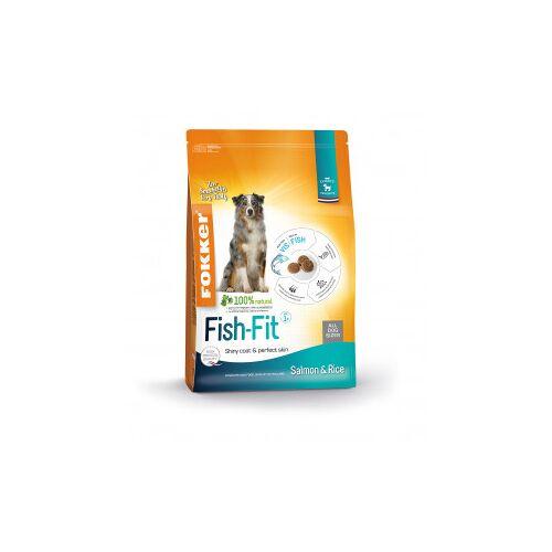 Fokker Dog Fish-Fit Hundefutter 2,5 kg