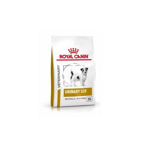 Royal Canin Veterinary Diet Royal Canin Veterinary Urinary S/O Small Dog Hundefutter 1.5 kg