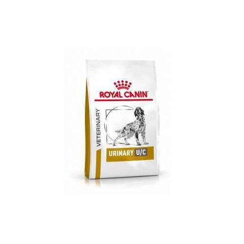 Royal Canin Veterinary Diet Royal Canin Veterinary Urinary U/C Hundefutter 2 x 14 kg