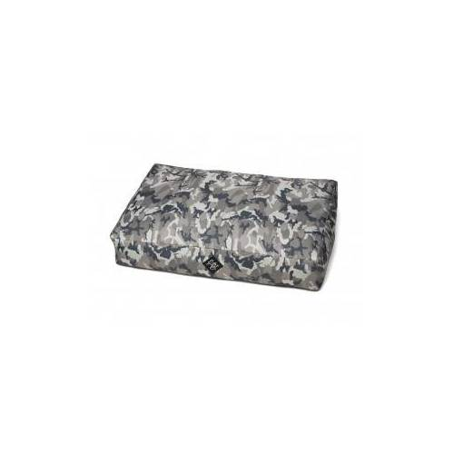 Brick Hundekissen Camo Grau 60 x 100 cm