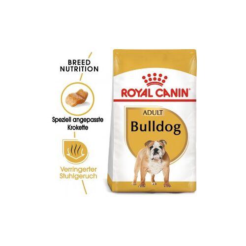 Royal Canin Breed Royal Canin Adult Bulldogge Hundefutter 2 x 12 kg