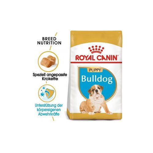 Royal Canin Breed Royal Canin Puppy Bulldogge Hundefutter 12 kg