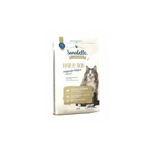 Sanabelle Hair & Skin Katzenfutter 2 x 10 kg