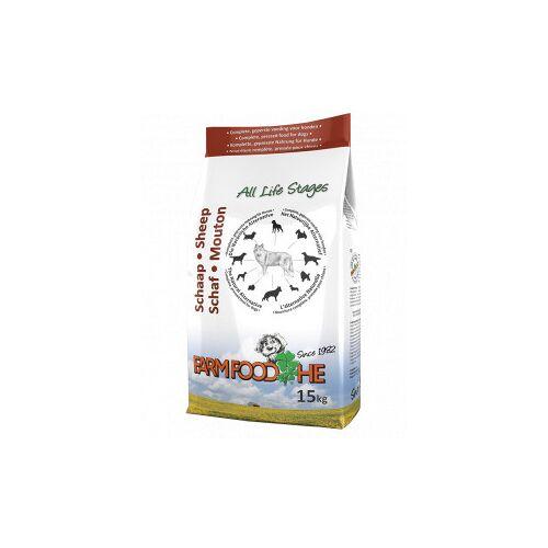 Farm Food HE Hundefutter mit Schaf 2 x 15 kg + Gratis Farm Food Fresh Menu Rind Nassfutter