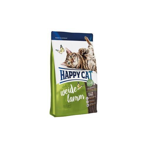 Happy Cat Adult mit Weide-Lamm Katzenfutter AUSVERKAUF 10 kg