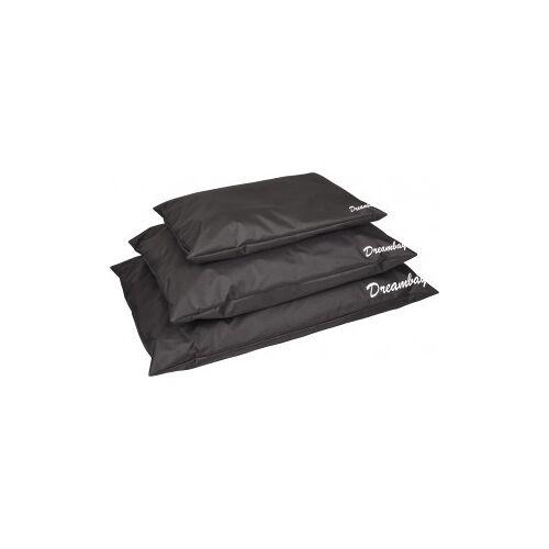 Brekz Hundekissen Dreambay schwarz rechteckig 80 x 50 cm