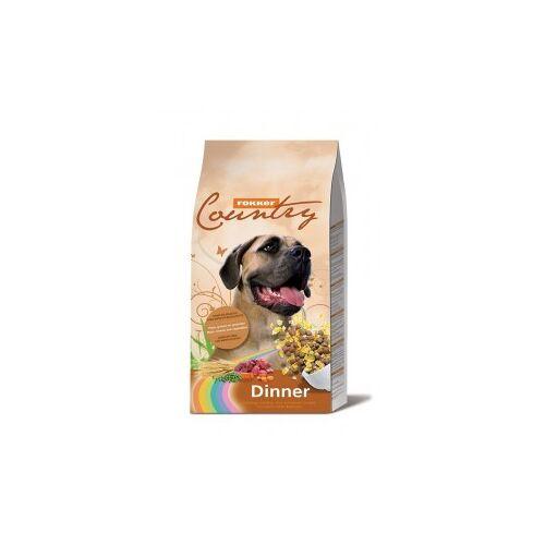 Fokker Country Dinner Hundefutter  15 kg