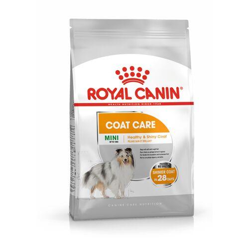 Royal Canin Size Royal Canin Coat Care Mini Hundefutter 2 x 8 kg
