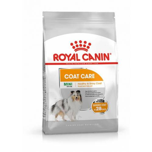 Royal Canin Size Royal Canin Coat Care Mini Hundefutter 2 x 3 kg