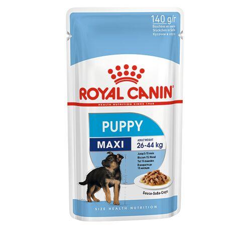 Royal Canin Maxi Puppy Nassfutter 2 x (10 x 140g)