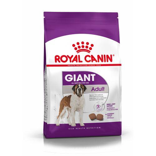 Royal Canin Giant Adult Hundefutter 2 x 4 kg