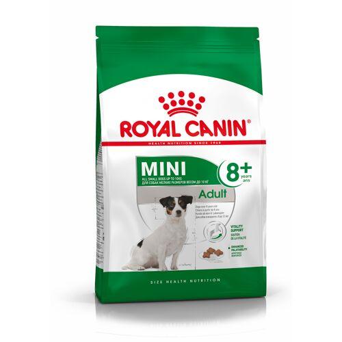 Royal Canin Mini Adult 8+ Hundefutter 2 kg