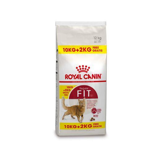 Royal Canin Fit 32 Katzenfutter 10 + 2 kg
