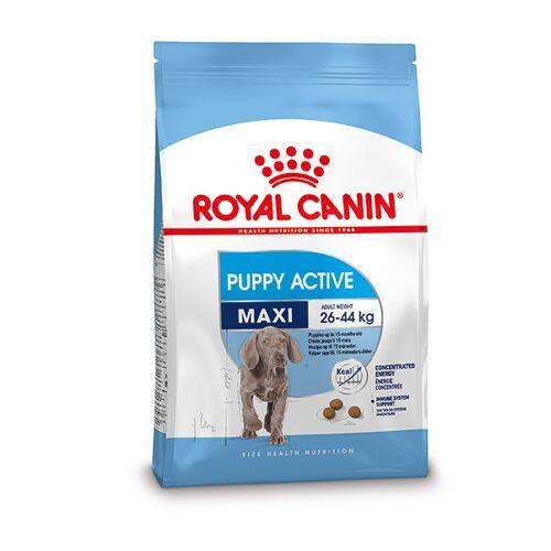 Royal Canin Maxi Puppy Active Hundefutter 15 kg AUSVERKAUF