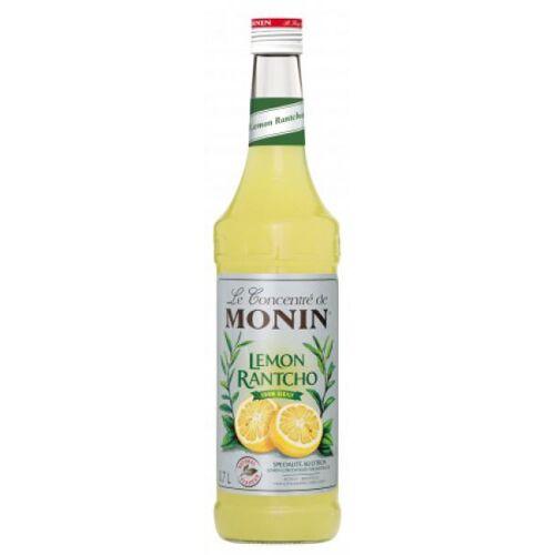 Monin Lemon Rantcho Zitronen-Konzentrat