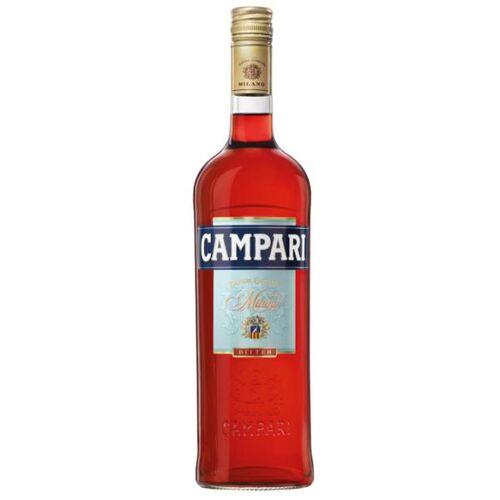 Campari Bitter 25 % vol. Literflasche