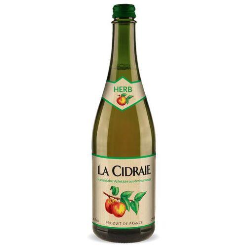 CSR SA Cidre La Cidraie herb 4 %vol.