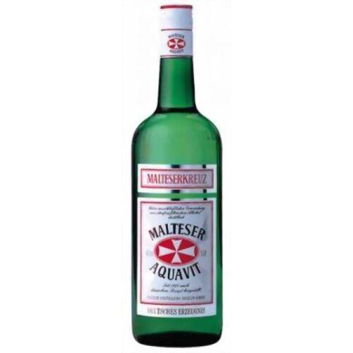 De Danske Danseskoler Malteser Kreuz Aquavit 40 % vol. Literflasche