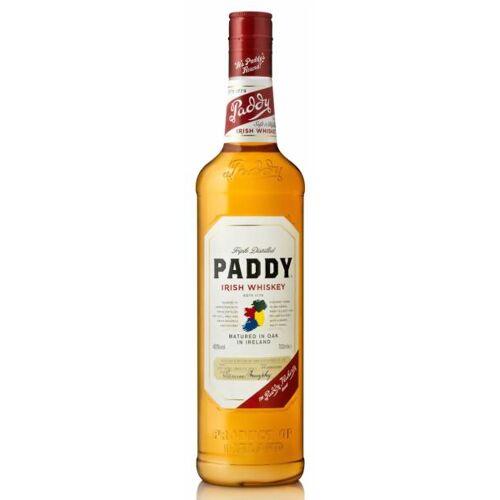 Paddy Whiskey Paddy Irish Whiskey Triple Destilled 40 %