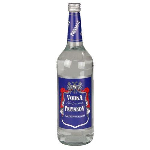 Braun Wodka Primakov 37,5 % vol. Literflasche